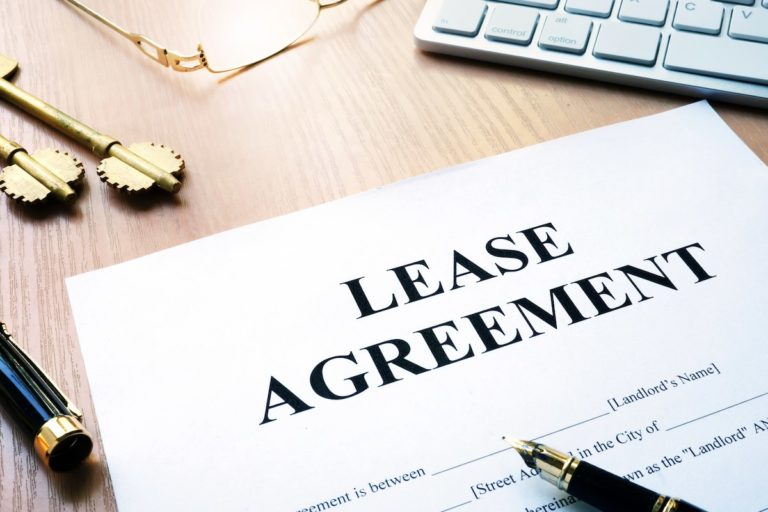 types of leases and tenants in new jersey